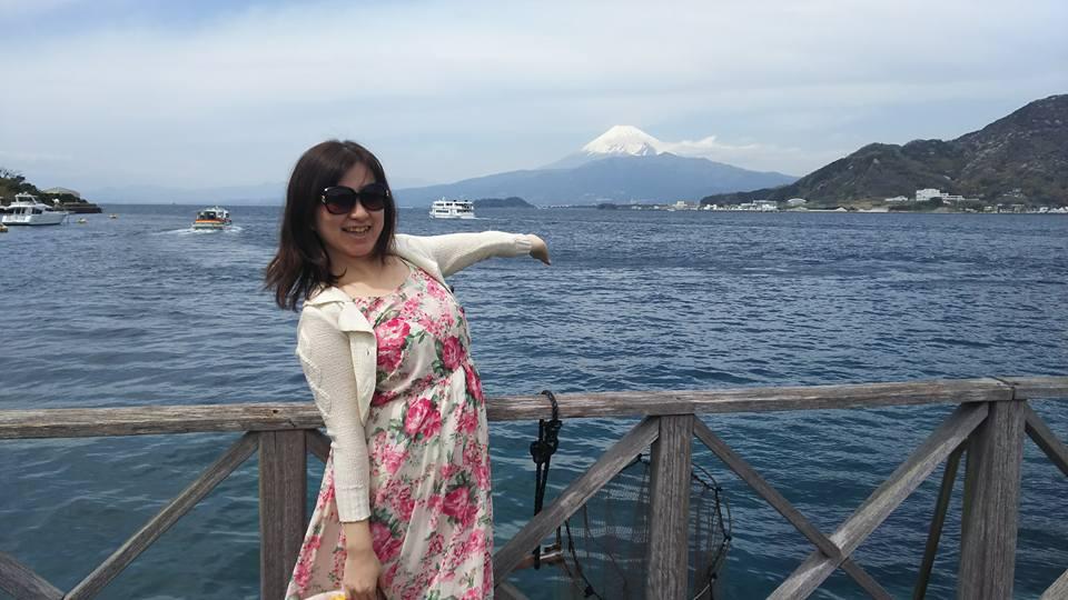 富士山×海
