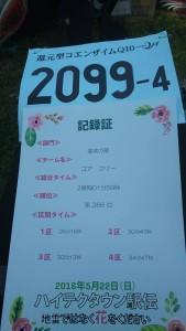 H28.5.23駅伝記録